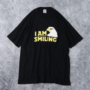 90年代 USA製 Tシャツ 笑顔T A202