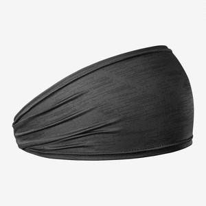 Salomon サロモン HEADWEAR SENSE HEADBAND AO/Black センスヘッドバンド ブラック ヘッドウェア LC1313800【ヘッドバンド】