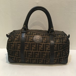 【FENDI】 Boston Bag