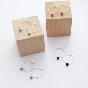 ciito (しいと) marutsubu pierce (ピアス) Sサイズ 7色