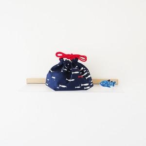 海のいきもの/お弁当袋