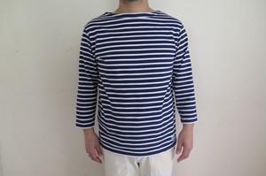 ORCIVAL  7分袖ボートネックTシャツ