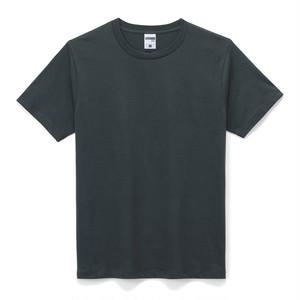 ライト クルーネックTシャツ (半袖) ブラック