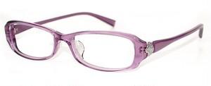 フルラ メガネ VU4762j 838 FURLA 眼鏡 ジャパンフィット モデル パープル レディース 女性用
