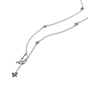 【Artemis Kings (アルテミスキングス)】バタフライラリエットペンダント AKP0108