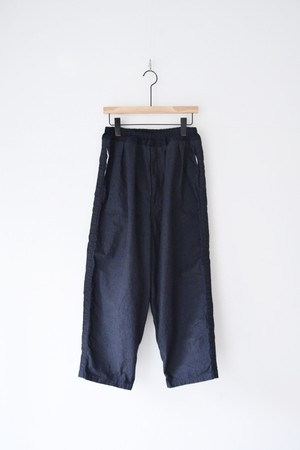 【ORDINARY FITS】NARROW BALL PANTS ONEWASH/OF-P048OW
