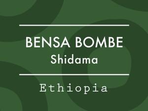 【お得!500g】エチオピア /  BENSA BOMBE  Shidama