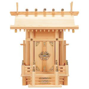 大神明丸柱付(ひのき)P11-186