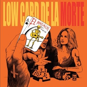 【ディストロ】LOW CARD de la morte 『El mariachi』 7inch レコード