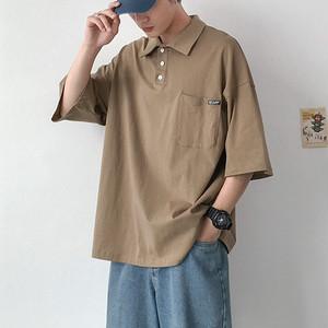 オーバーシルエットポロシャツ BL6203