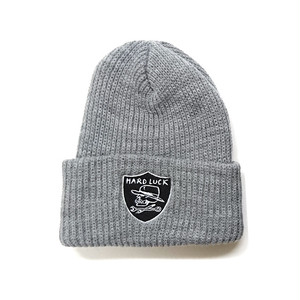 HARD LUCK - HARD SIX BEANIE (Grey)