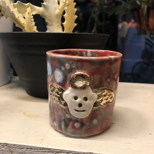 KoyomiYanagimoto angel flowerpot