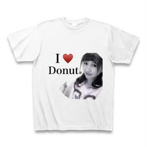 こじえりTシャツC(I♡Donut)