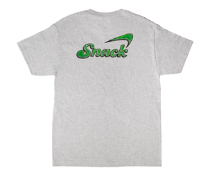 SNACK SKATEBOARDS / ALIVE GLASS TEE / t-shirts
