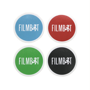 FILMBOT SPOTLIGHT STICKER