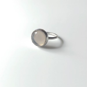 smoky quartz /リング
