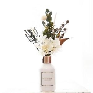 ジャスミンの香り×White flower【フラワーディフューザー】ギフト 贈り物 誕生日 インテリア 花 誕生日 母の日ギフト