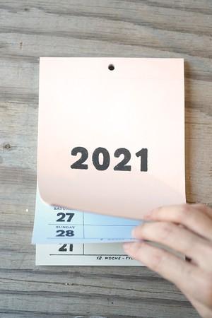 カレンダー / Fält  calendar 2021