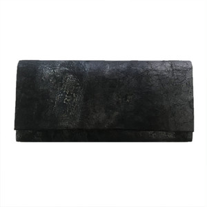 黒谷和紙の財布【黒曜】