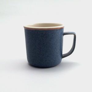 陶芸 5(quint)series マグカップ インディゴ(青)