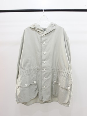 Deadstock Swedish army snow camouflage parker