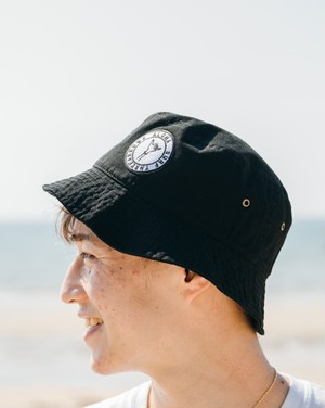 【9/16(wed)21:00販売開始】ALOHA SURF Bucket HAT (black)