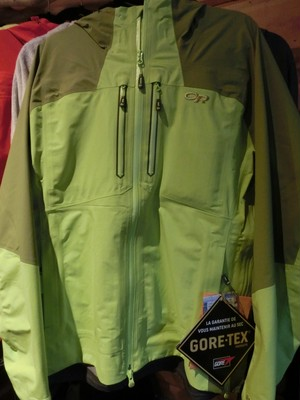 OR / OUTDOOR RESEARCH Men's FURIO JACKET