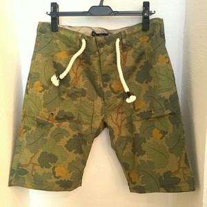 Leaf Camo Outdoor Easy Short Pants Leaf Camo