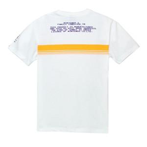 マリオブラザーズ ラインTシャツ / THE KING OF GAMES