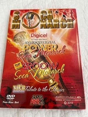 SOCA MONARCH 2012 (DVD2枚組)