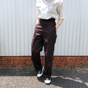 WIDE CHINO TROUSERS|LENO