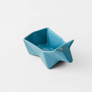 Peek Bowl Blue