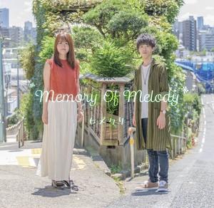 2nd Full Album「Memory Of Melody」