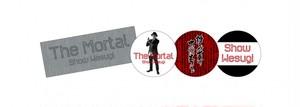 The Mortal 缶バッヂ+シールセット