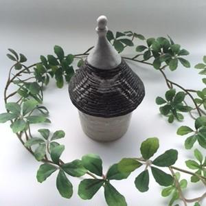 陶器の小物入れ3(蟹)