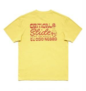 CRITICAL SLIDE EL OSO TEE SUNSHINE クリティカルスライド TCSS エルオソTEE Lサイズ