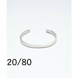 20/80・SILVER IDバングル5mm