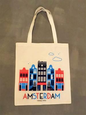 AMSTERDAM souvenir eco bag [B-354]