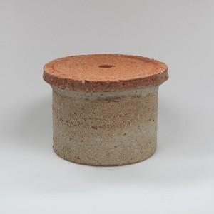 素焼花台(小) 陶器(信楽焼)製【SO-9924】