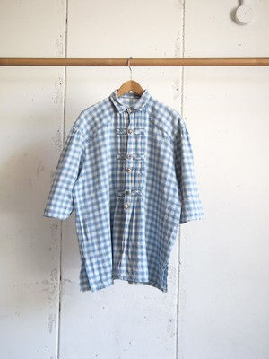 USED / Check S/S Shirts