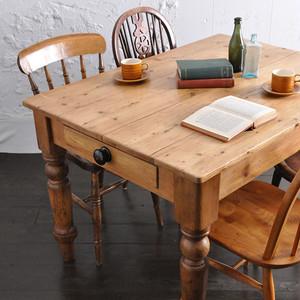 Pine Dining Table / パイン ダイニングテーブル / 1806-0051