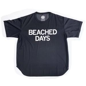BEACHED DAYS Mesh Tee