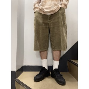 """90's Levis Silver Tab """"BAGGY"""" 太畝コーデュロイショーツ"""