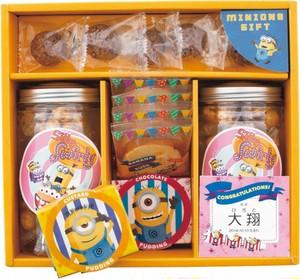 ミニオン スイーツBOX MIN-25×5個