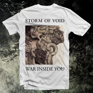 WAR INSIDE YOU TOUR T
