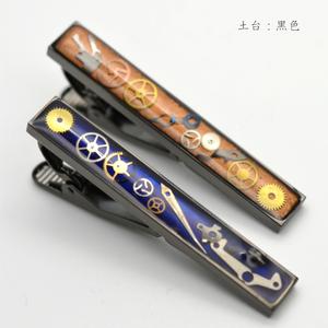 【ビジネスマンの必須アイテム】ネクタイピン(タイバー・全4色)