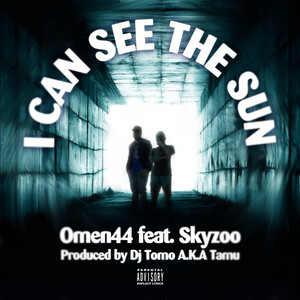 "【再入荷/7""】Omen44 - I Can See The Sun feat. Skyzoo Produced by Dj Tomo a.k.a. Tamu"