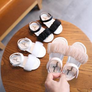7824子供靴 キッズ ジュニア サンダル パンプス シューズ  女の子 女児 子ども サンダル 夏シューズ ぺたんこ ベビーシューズ13.5cm-18cm
