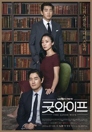 韓国ドラマ【グッドワイフ】Blu-ray版 全16話