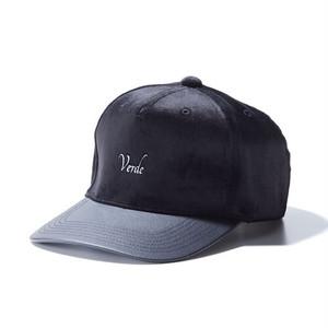 VERDE  LIGHT VELOR  AROMA CAP(ヴェルデ ライトベロア アロマキャップ) BLACK